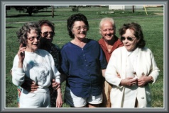 1994 Cooper family reunion in Clifton, Ohio